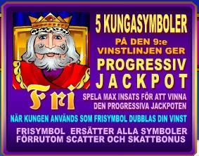 King Cashalot funktioner