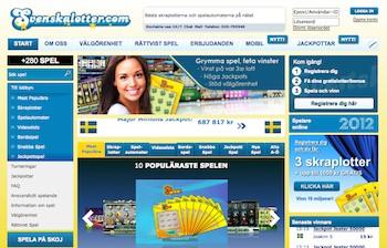 Svenska Lotter front