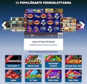 Svenska Lotter spelutbud