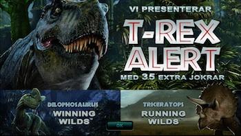 Jurassic Park funktioner