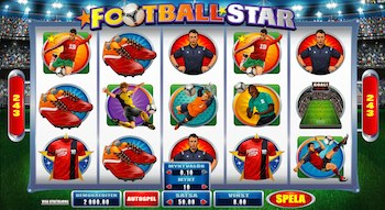 Football Star videoslot
