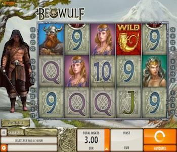 Beowulf videoslot