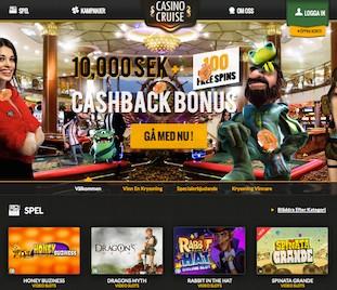 CasinoCruise spelacasinos