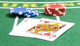 Blackjack rakna kort