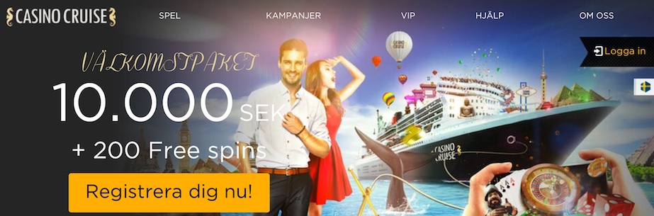 Casinocruise ny bonus