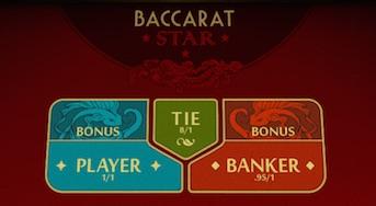 Baccarat-Star