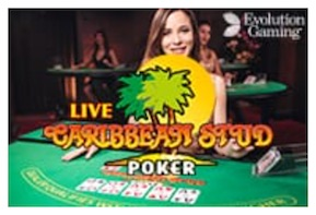 Evolution Casino Room