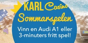 Karl Casino sommarspel