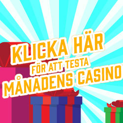Månadens casino