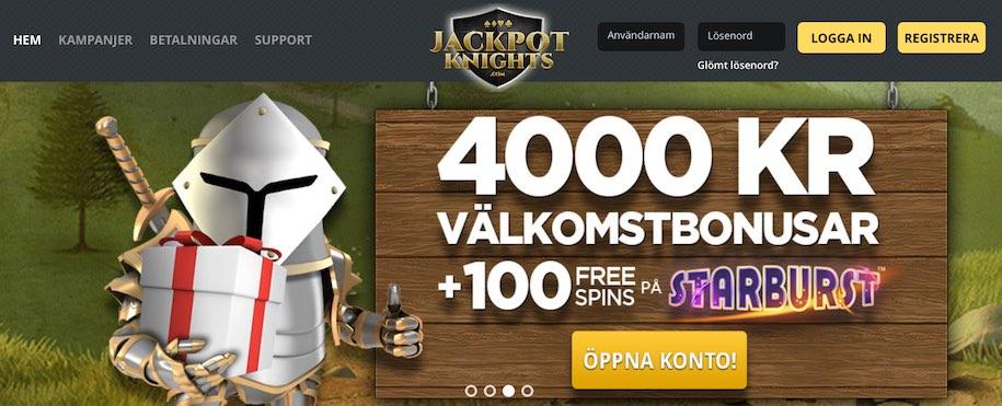 jackpot-knights-spelacasinos