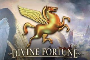 Divine fortune jackpott