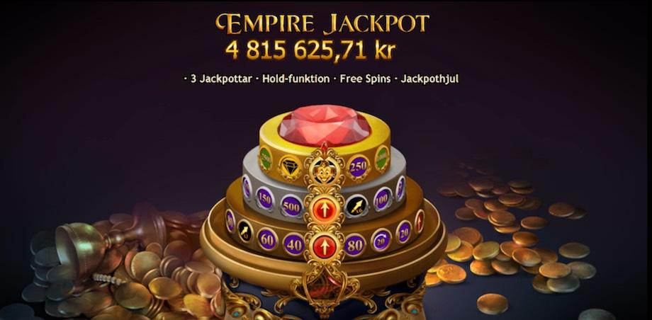 Empire fortune yggdrasil