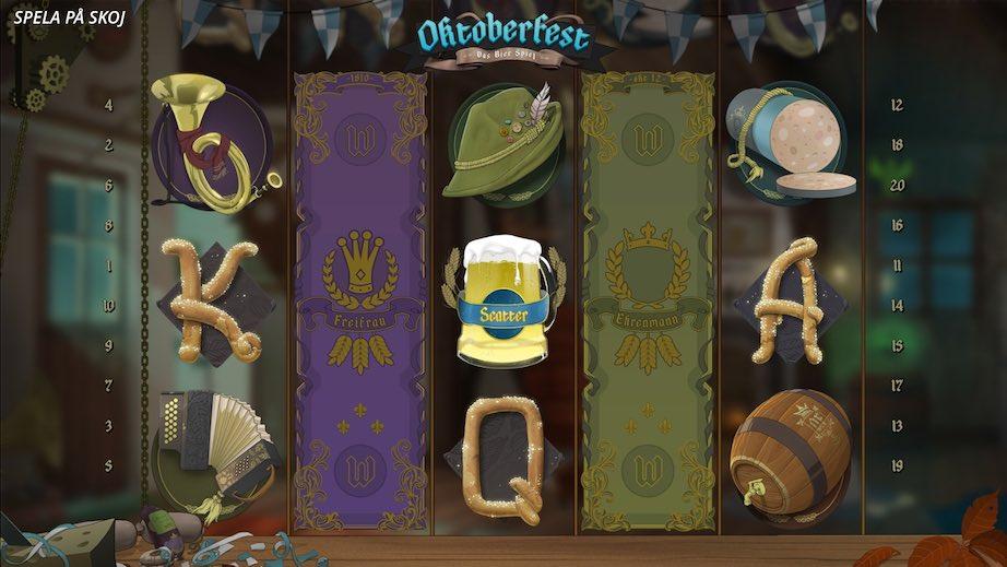 Oktoberfest Nolimit city slot
