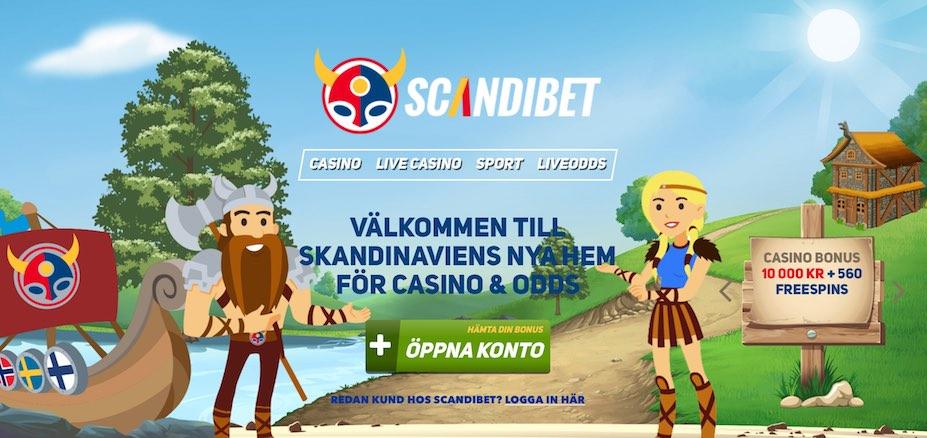 Scandibet casino