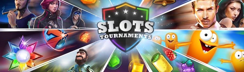 Slotsmillion turneringar