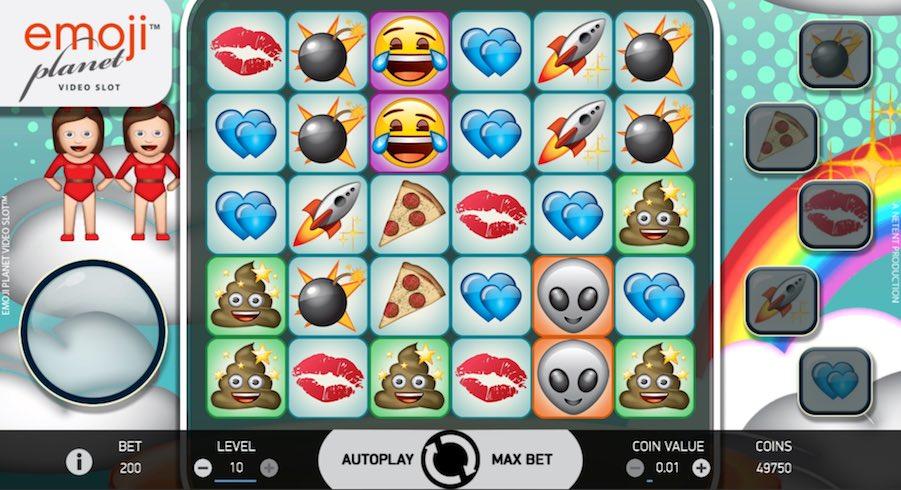Emojiplanet-slot