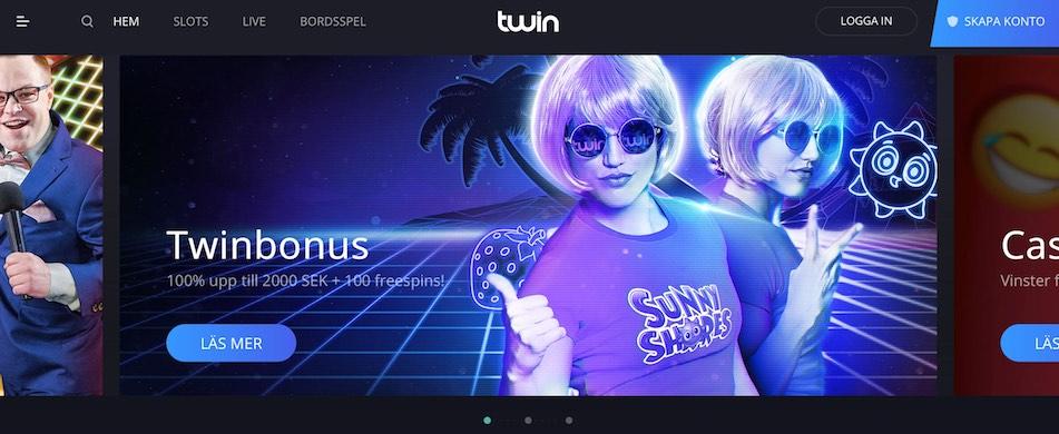 Twincasino-bonus