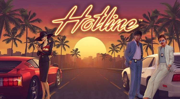 Hotline videoslot