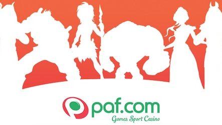Paf Casino adderar slots från Yggdrasil