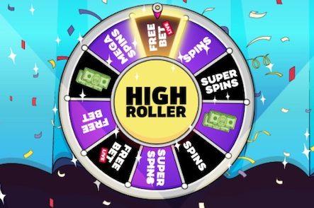 Nyhet: Bonushjul hos Highroller Casino
